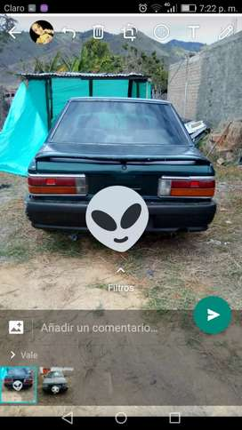 Se vende carro Mazda 323 nb