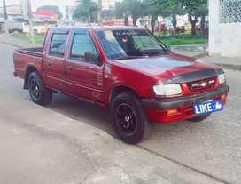 Chevrolet luv doble cabiana 98