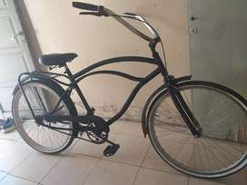 Bicicleta playera tipo chopera