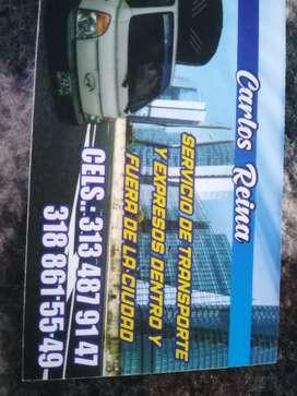 Se presenta el servicio de transporte y mudanzas Chía