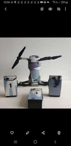 Vendo drone mavic air