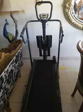 Caminadora para ejercicio en el hogar