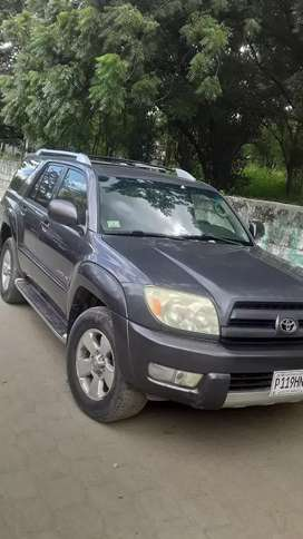 Toyota Runner, 6 cilindros 4x4. 2004