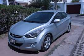 Hyundai Elantra dual glp