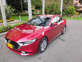 Mazda 3 touring 2021 , triptonico , 28,000 km ,no choques 100% asegurable