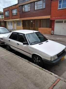 Vendo renault 9 gts 1985
