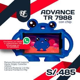 Tablet Advance TR 7988