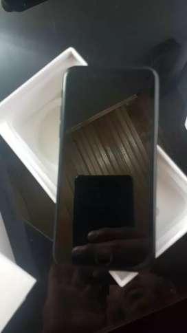 Iphone 7 jetblack de 32 gb en su caja original nada de cambios! Libre a todo operador