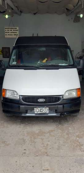 Ford transit 190 L modelo 97 FINANCIADO