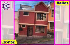 CxC Venta Casa, San Sebastian, Valle, Exp. 4152