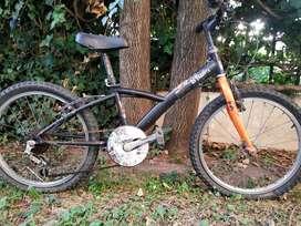 Bicicleta italiana btwin racing boys2 rod 20