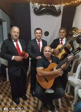 Trio musical para serenatas