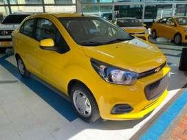 Se vende Taxi Chevrolet Beat 2020.