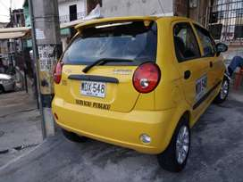 TAXI CHEVROLET SPARK MOD2014 TAX INDIVIDUAL MEDELLIN