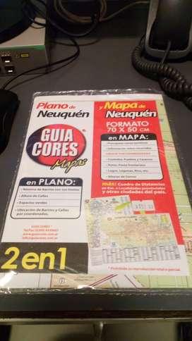Mapa Completo de Neuquén