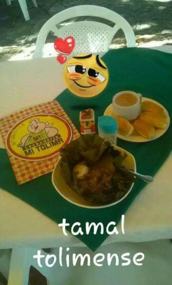Tamales tolimenses 0