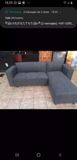 Vendo sillones a su pedido  cualquier tamaño aga su pedido