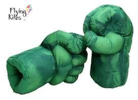 Puños Hulk