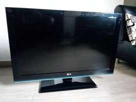 "Vendo televisor LG 37"". LCD HD."
