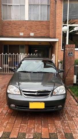 Chevrolet Optra Versión Limited 1.8 en excelentes condiciones