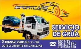Servicio de Grua en IMPORTCARS