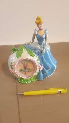 Reloj Disney Cenicienta Alcancía
