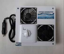 Generador De Ozono purifica AUTOS CAMIONETAS Purifica Ambientes  3.5g