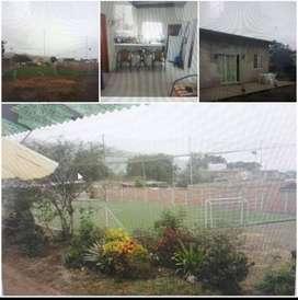 TV: Vendo terreno sector  Puerto Lopez (Manabi)