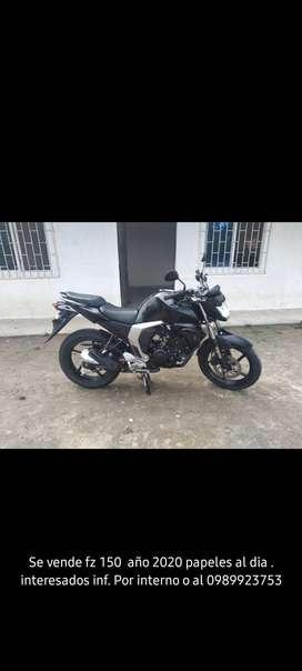 Se Moto Yamaha año 2020