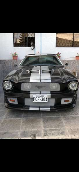 Mustang II 450 hp