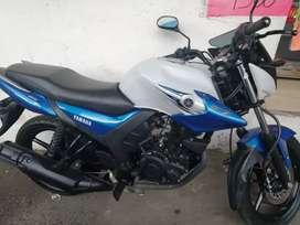 Vendo moto szrr modelo 2019