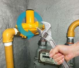 Reparación y mantenimiento de equipos a Gas Natural y Propano