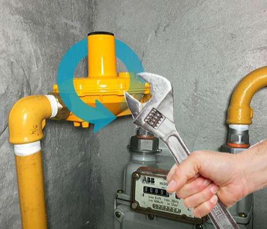 Reparación y mantenimiento de equipos a Gas Natural y Propano 0