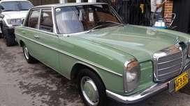 Vendo Mercedes 230 Mod 1973 Como Nuevo