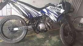 Venta moto xtz yamaha 2012