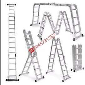 Escalera multifuncional aluminio