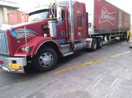 Vendo kenworth t 800