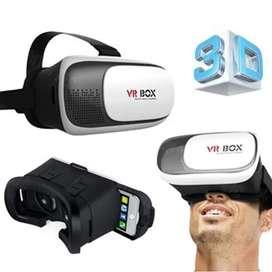 Gafas Realidad Virtual 3D Vr Box