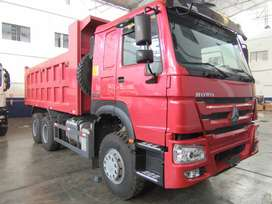 CAMION VOLQUETE SINOTRUK HOWO 6X4 MODELO 2020 - 420 HP