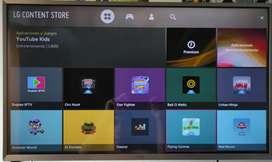 """LG Smart TV 32"""" HD"""