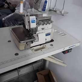 Maquinas de coser (overlok)-(recubridora)-(prensadora manual de calzado)