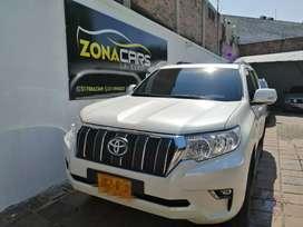 Toyota prado txl 2019 diésel