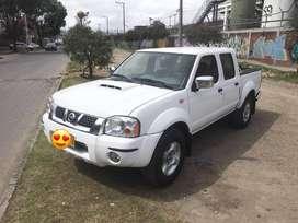 Nissan Frontier D22 4x2 Edición especial 2012 DIESEL