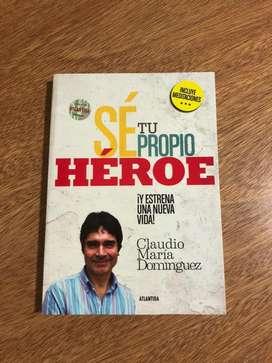 Libro Claudio Maria Dominguez Nuevo!!
