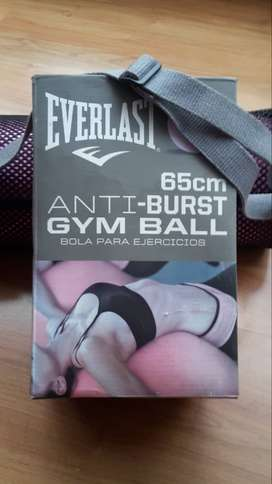 Everlast Bola Fitness, original en su caja!