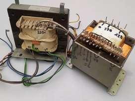 Transformadores  varios voltajes