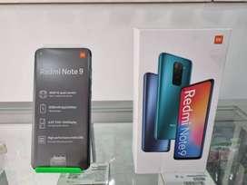 Xiaomi Redmi Note 9 128Gb Nuevo Garantia y Boleta