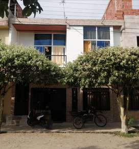Casa de dos pisos, Barrio prados de occidente