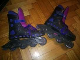Rollers Patines Great 36 O 37