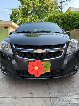 Chevrolet Sail LTZ full equipo, vidrios eléctricos los 4, exploradoras, aire acondicionado, 37.000 km, modelo 2018